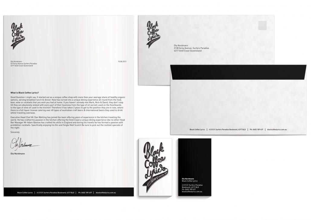 Lyric sincerely lyrics : Black Coffee Lyrics // Branding - Hjan Robert